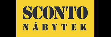 SCONTO Nábytek logo